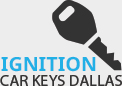 ignition car keys dallas logo